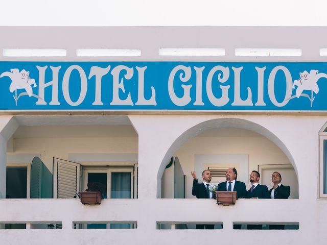 Il matrimonio di Gerlando e Letizia a Lampedusa e Linosa, Agrigento 3