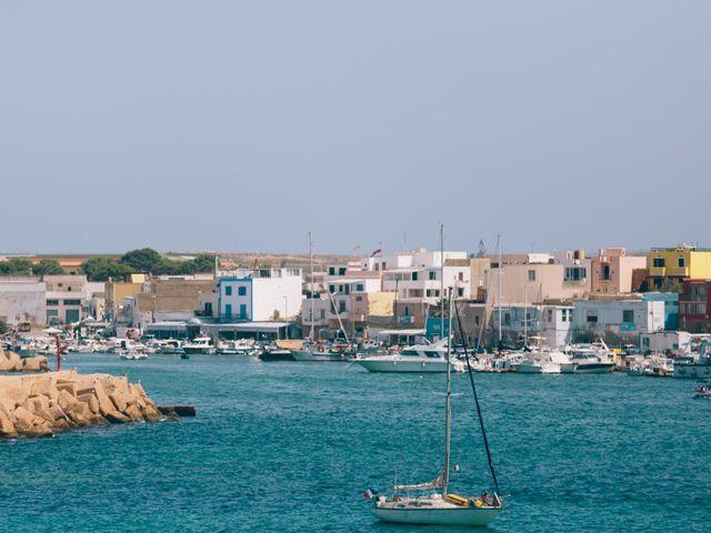 Il matrimonio di Gerlando e Letizia a Lampedusa e Linosa, Agrigento 4