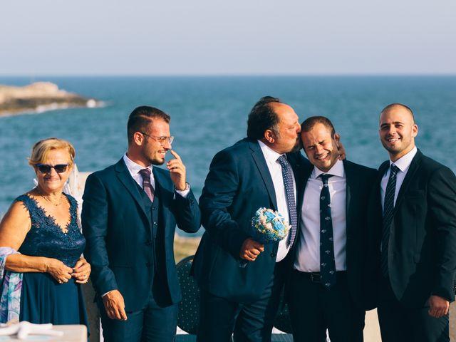 Il matrimonio di Gerlando e Letizia a Lampedusa e Linosa, Agrigento 9