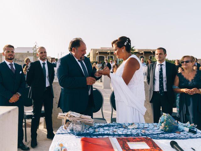 Il matrimonio di Gerlando e Letizia a Lampedusa e Linosa, Agrigento 11