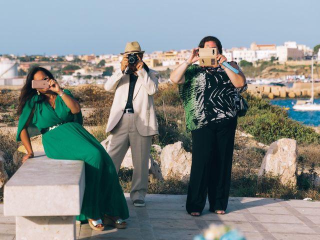Il matrimonio di Gerlando e Letizia a Lampedusa e Linosa, Agrigento 12