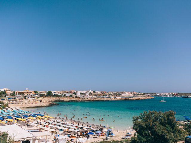 Il matrimonio di Gerlando e Letizia a Lampedusa e Linosa, Agrigento 14