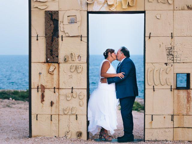 Il matrimonio di Gerlando e Letizia a Lampedusa e Linosa, Agrigento 15