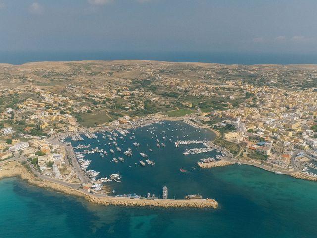 Il matrimonio di Gerlando e Letizia a Lampedusa e Linosa, Agrigento 2