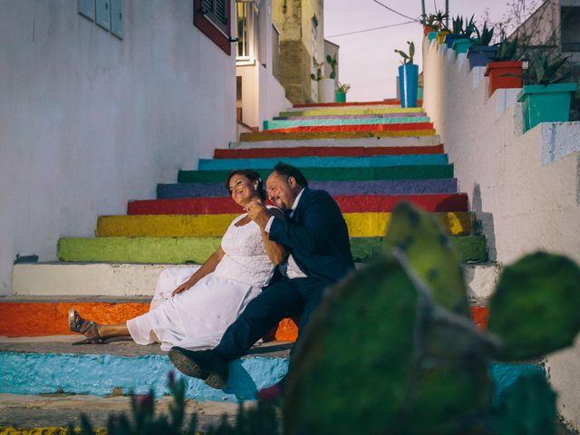 Il matrimonio di Gerlando e Letizia a Lampedusa e Linosa, Agrigento 16