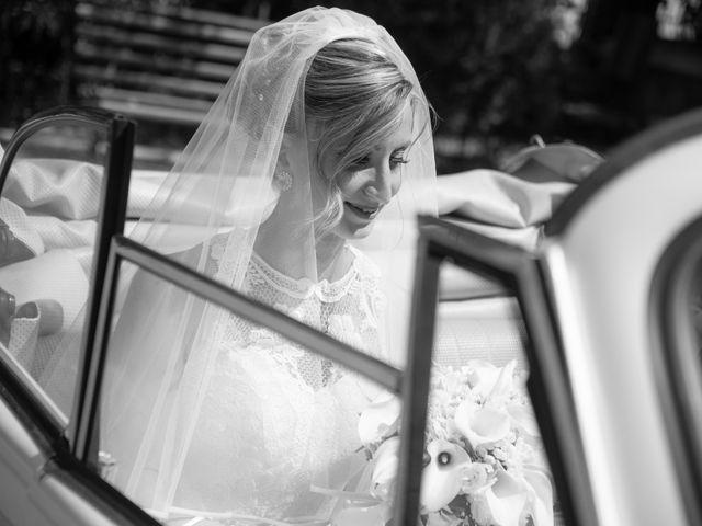 Il matrimonio di Paolo e Carla a Roma, Roma 5