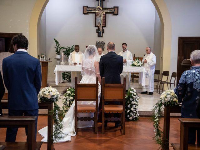 Il matrimonio di Paolo e Carla a Roma, Roma 10
