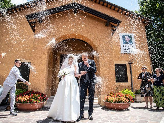Il matrimonio di Paolo e Carla a Roma, Roma 17