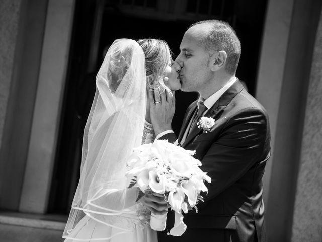 Il matrimonio di Paolo e Carla a Roma, Roma 18