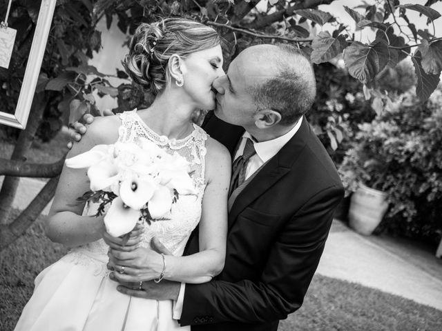 Il matrimonio di Paolo e Carla a Roma, Roma 22