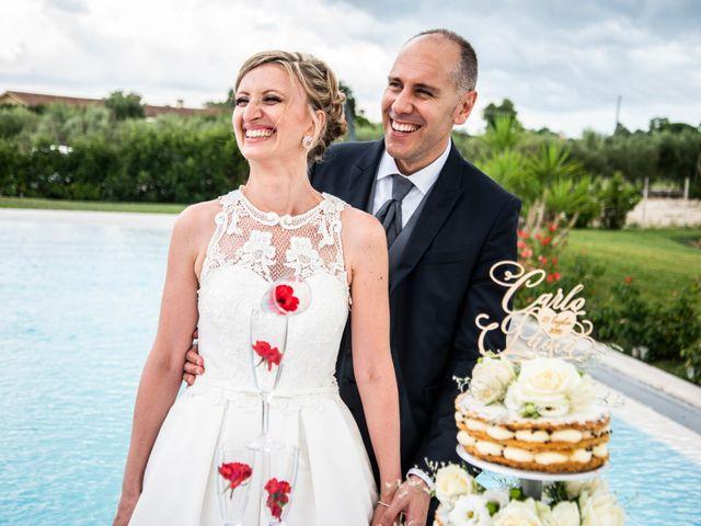 Il matrimonio di Paolo e Carla a Roma, Roma 27