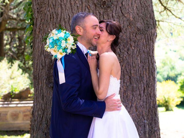 Le nozze di Nikka e Luca