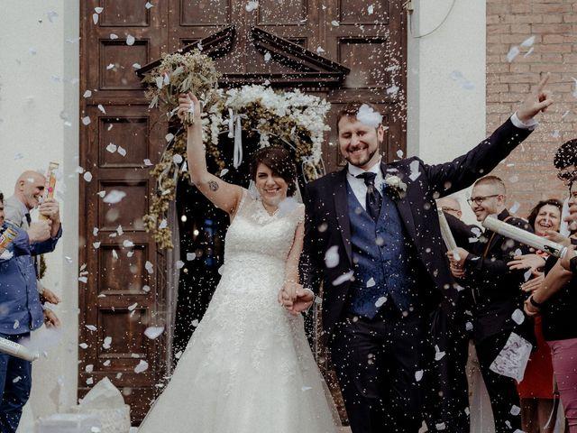 Le nozze di Desirèe e Enrico
