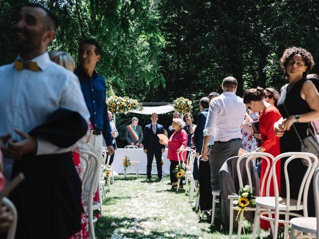Il matrimonio di Sara e Alessandro a Bonemerse, Cremona 34