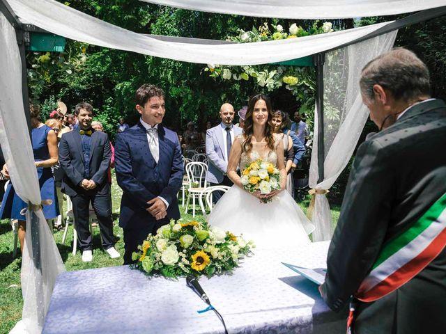 Il matrimonio di Sara e Alessandro a Bonemerse, Cremona 39