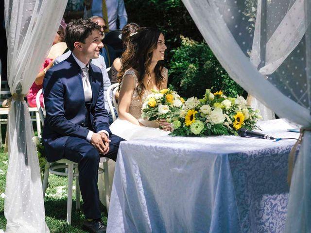 Il matrimonio di Sara e Alessandro a Bonemerse, Cremona 43