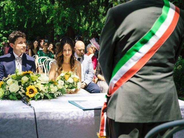 Il matrimonio di Sara e Alessandro a Bonemerse, Cremona 46