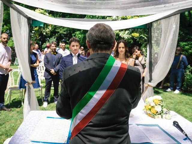 Il matrimonio di Sara e Alessandro a Bonemerse, Cremona 57