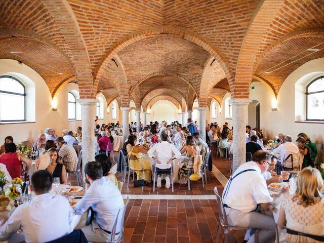 Il matrimonio di Sara e Alessandro a Bonemerse, Cremona 67