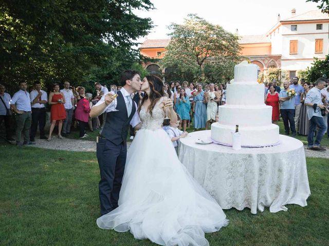 Il matrimonio di Sara e Alessandro a Bonemerse, Cremona 69