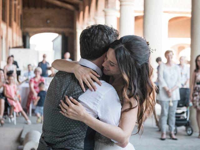 Il matrimonio di Sara e Alessandro a Bonemerse, Cremona 74