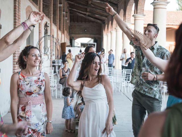 Il matrimonio di Sara e Alessandro a Bonemerse, Cremona 81