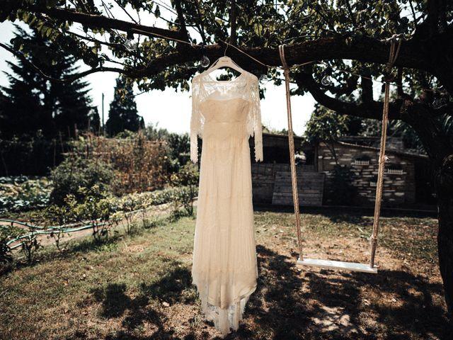 Il matrimonio di Daniele e Sara a Montespertoli, Firenze 3