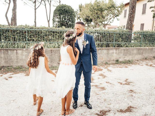 Il matrimonio di Daniele e Sara a Montespertoli, Firenze 27