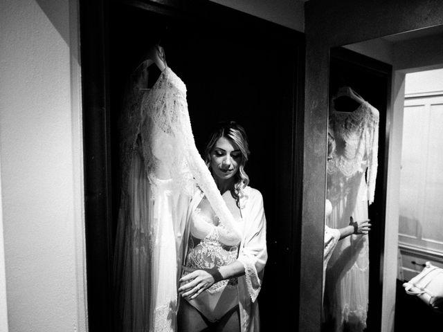 Il matrimonio di Daniele e Sara a Montespertoli, Firenze 33