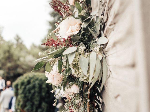 Il matrimonio di Daniele e Sara a Montespertoli, Firenze 45