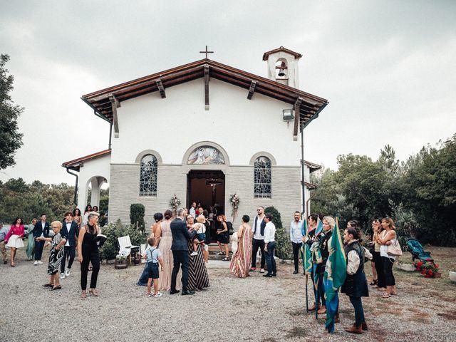 Il matrimonio di Daniele e Sara a Montespertoli, Firenze 48