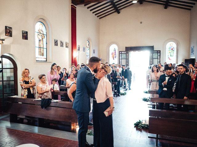 Il matrimonio di Daniele e Sara a Montespertoli, Firenze 51