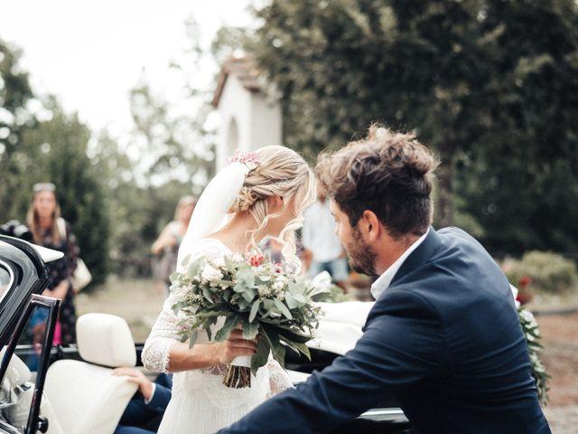 Il matrimonio di Daniele e Sara a Montespertoli, Firenze 53