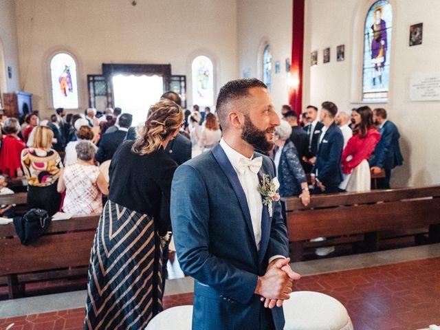 Il matrimonio di Daniele e Sara a Montespertoli, Firenze 55