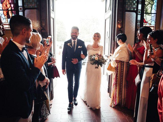 Il matrimonio di Daniele e Sara a Montespertoli, Firenze 57