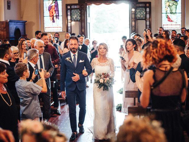 Il matrimonio di Daniele e Sara a Montespertoli, Firenze 58