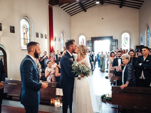 Il matrimonio di Daniele e Sara a Montespertoli, Firenze 59
