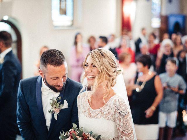 Il matrimonio di Daniele e Sara a Montespertoli, Firenze 61