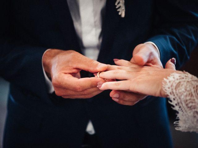 Il matrimonio di Daniele e Sara a Montespertoli, Firenze 66
