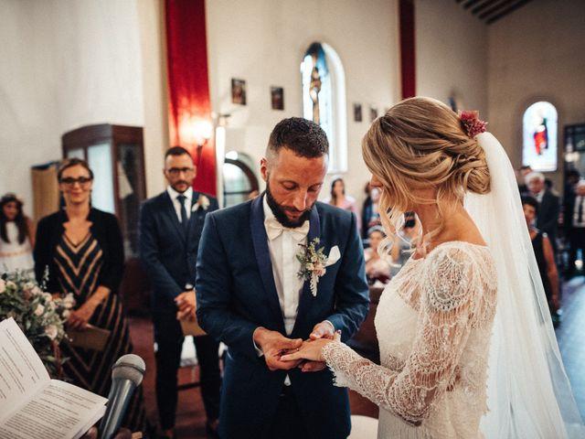 Il matrimonio di Daniele e Sara a Montespertoli, Firenze 67