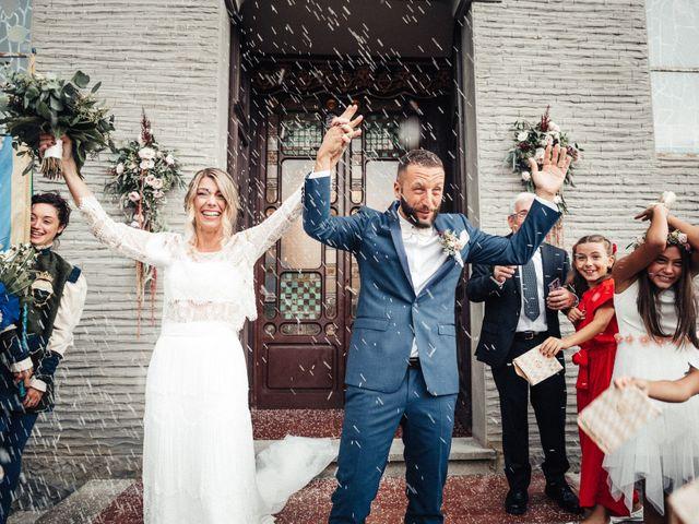 Il matrimonio di Daniele e Sara a Montespertoli, Firenze 70