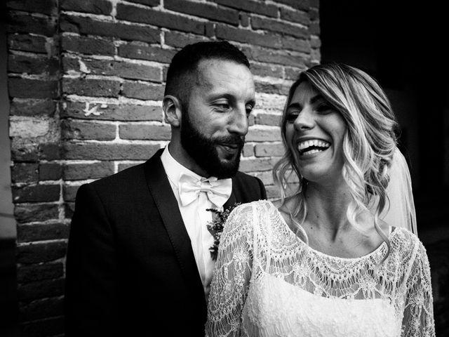 Il matrimonio di Daniele e Sara a Montespertoli, Firenze 74