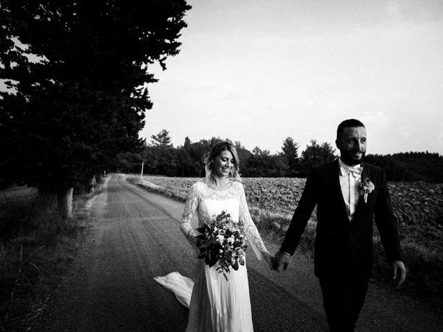 Il matrimonio di Daniele e Sara a Montespertoli, Firenze 80