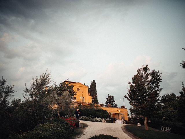 Il matrimonio di Daniele e Sara a Montespertoli, Firenze 82