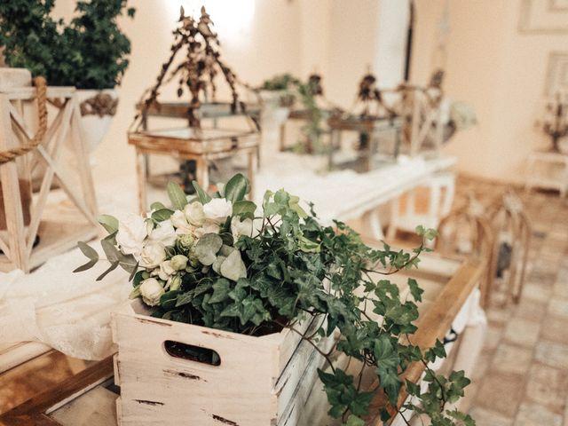 Il matrimonio di Daniele e Sara a Montespertoli, Firenze 90
