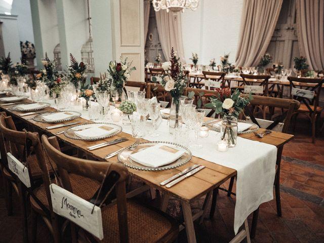 Il matrimonio di Daniele e Sara a Montespertoli, Firenze 100