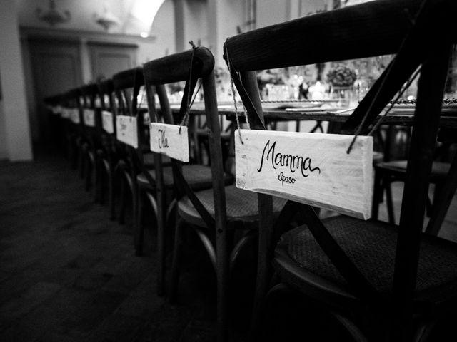Il matrimonio di Daniele e Sara a Montespertoli, Firenze 101