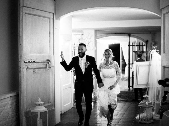 Il matrimonio di Daniele e Sara a Montespertoli, Firenze 103