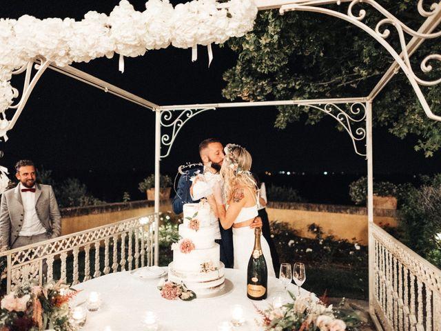 Il matrimonio di Daniele e Sara a Montespertoli, Firenze 111