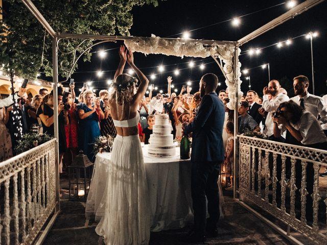 Il matrimonio di Daniele e Sara a Montespertoli, Firenze 112